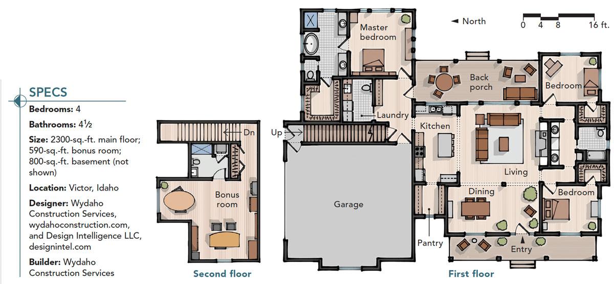 Floor-plan drawings: 07sketches/Bhupeshkumar M. Malviya
