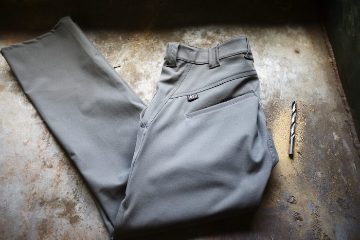 1620 Workwear is intended to last longer than the average pieces of fabric