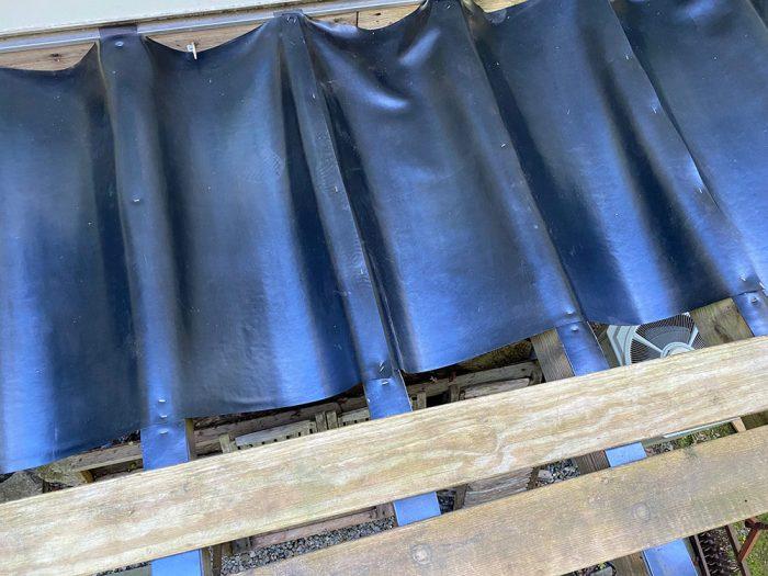 Jeffs-deck-rubber-sheet