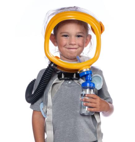 Child Escape Respirator