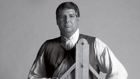 Garland Wood, Master Carpenter