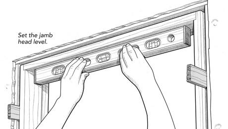 fitting prehung doors