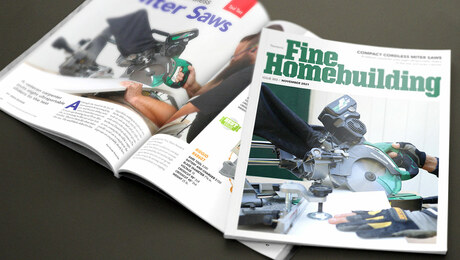 Fine Homebuilding – November 2021, Issue #303