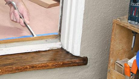 exterior door jab sealing