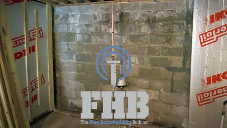Podcast 400: Wet Basements, The World's Whitest Paint, and Wonky Window Flashing