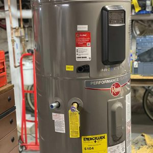 Rob's water-heater