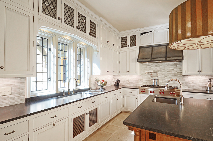 Mid Country English Tudor Kitchen - Fine Homebuilding