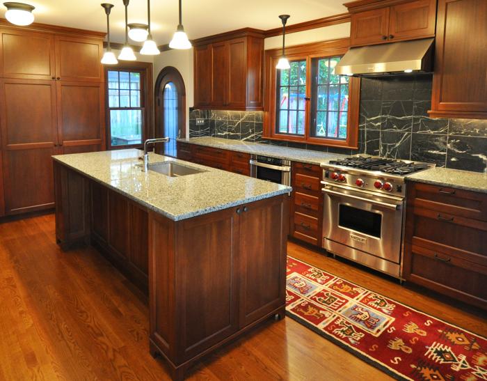Tudor Kitchen Remodel - Fine Homebuilding