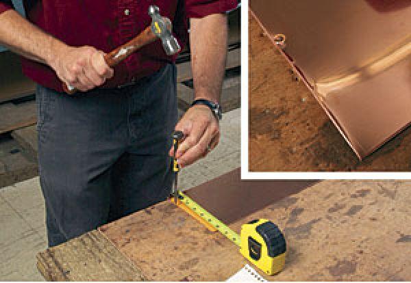 Copper Content Fine Homebuilding