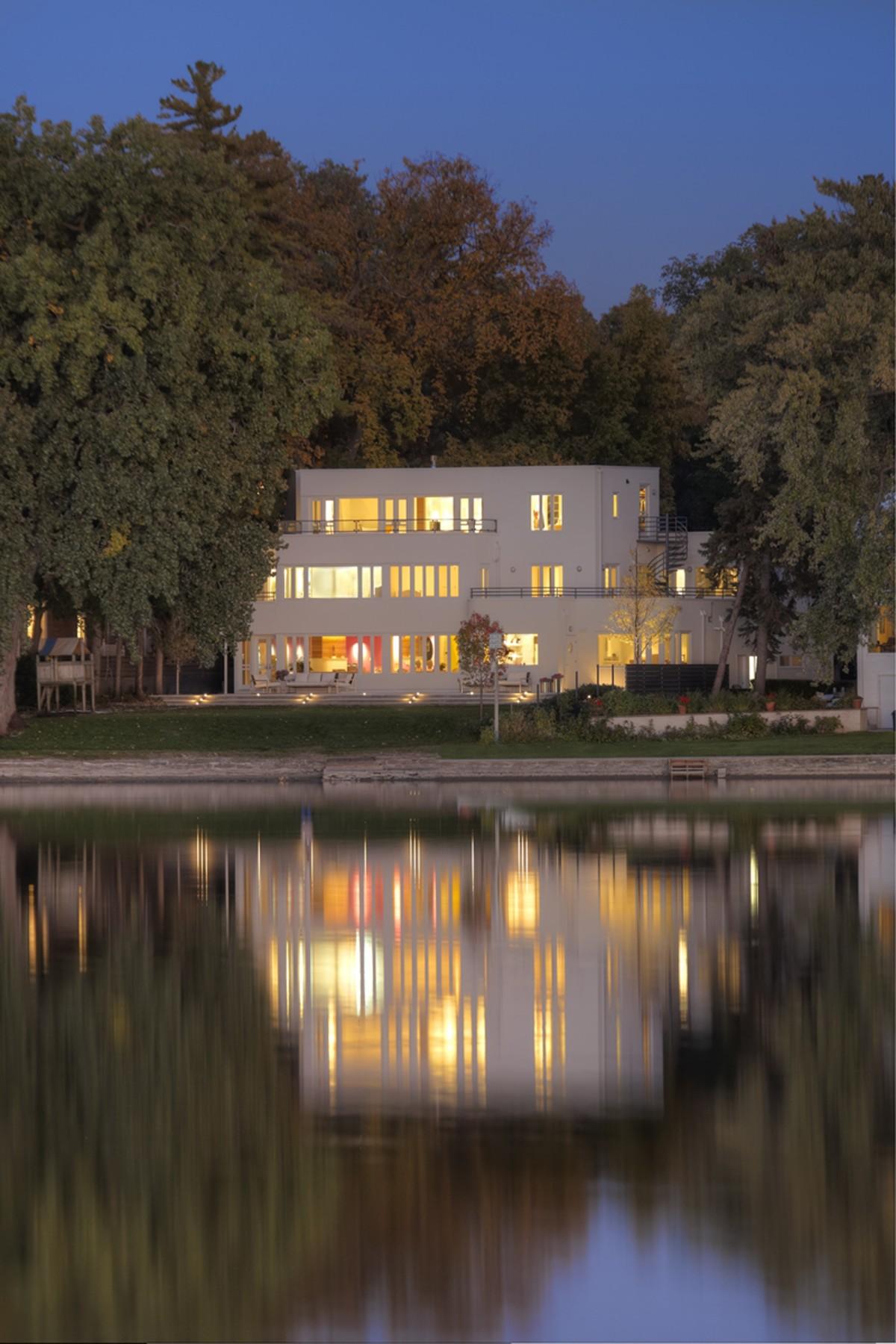 VMS Kaufmann House - Fine Homebuilding