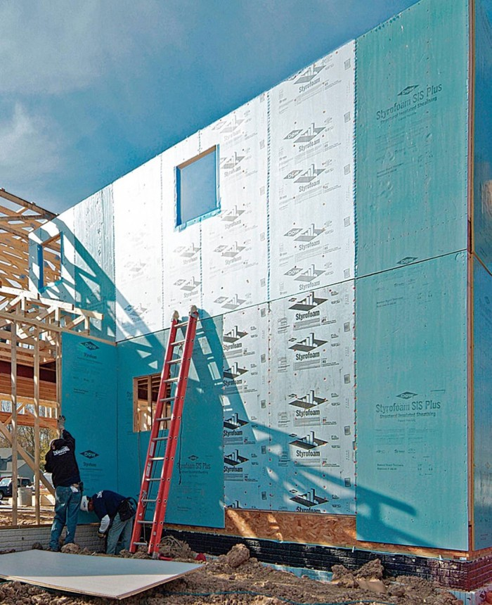 Searching For Clues To Wet Sheathing Fine Homebuilding