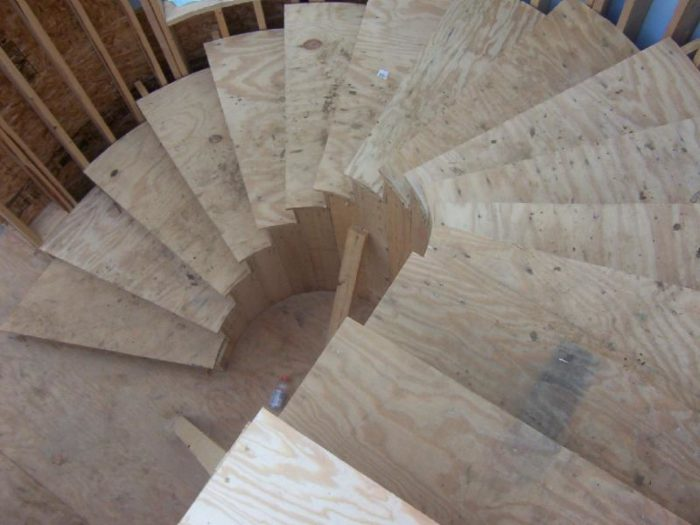 Precutting Plywood For Cone Shaped Roof Fine Homebuilding