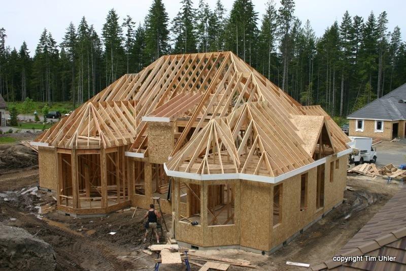 Muirkirk Hand Cut Fine Homebuilding
