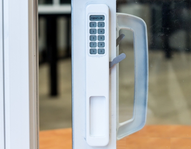 Late Last Year, We Brought You The News Of A Lock Mechanism Specifically  Made For Sliding Doors. The Product Caught Our Attention Because It Solves  Some Of ...