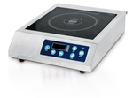 Photo of Eurodib Commercial Heavy Duty Single Induction Cooker View 1