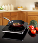Photo of Eurodib Domestic Single Induction Cooker with Frypan View 1