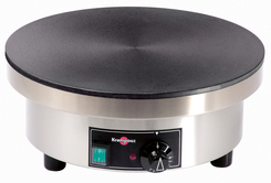 Photo of Krampouz Commercial Electric Single Round Crepe Maker View 1