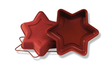 Photo of Silikomart Small Star Professional Silicone Uniflex Mold View 1