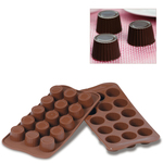 Photo of Silikomart Professional Praline Silicone Chocolate Mold View 1