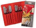 "Photo of triangle Professional Carving Tool Set ""Special"" View 1"