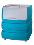 Photo of Brema Polyethylene Moulded Bin View 1