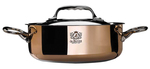 Photo of de Buyer Prima Matera Sauté Pan w/ Lid View 1