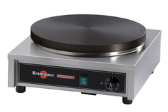 Photo of Krampouz Commercial Electric Single Square Crepe Maker View 1