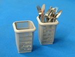Photo of Lamber Small Cutlery Basket for Restaurant Commercial Dishwashers - CC00045 View 1