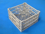 Photo of Lamber Small Cutlery Basket for Restaurant Commercial Dishwashers - CC00130 View 1