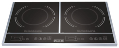Photo of Eurodib Domestic Double Induction Cooker View 1
