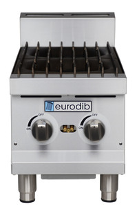 Photo of Eurodib Commercial Gas Hot Plate View 1
