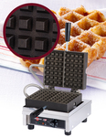 "Photo of Krampouz Commercial Waffle Maker - 4 x 7 Liège ""WECCHCAS"" View 1"