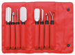"Photo of triangle Professional Carving Tool Set ""Special"" View 2"
