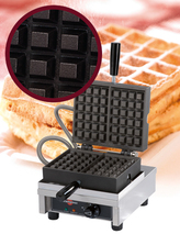 "Photo of Krampouz Commercial Waffle Maker - 4 x 6 Bruxelles (240V) ""WECCBCAT"" View 1"