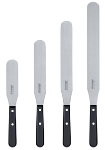 Photo of triangle Professional Spatulas View 1