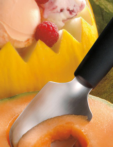 Photo of triangle Professional Fruit Spoon View 1