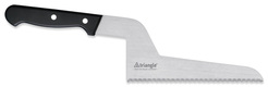 Photo of triangle Professional Baking Pan Knife View 1