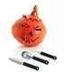 Photo of triangle Pumpkin Carving Set, 3 pieces View 2