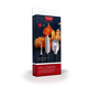 Photo of triangle Pumpkin Carving Set, 3 pieces View 7