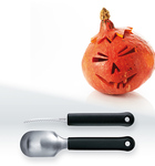 Photo of triangle Pumpkin Carving Set, 2 pieces View 1