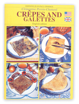 Photo of Krampouz Recipe Book For Crepe Making View 2