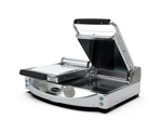 Photo of Spidocook DOUBLE SPIDOGLAS Panini with Black Smooth & Flat Cooking Surfaces View 1