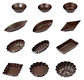 Photo of Gobel 285201 | 60/pcs Petits-fours View 2