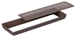 Photo of Gobel 225412 | Oblong tart (Perforated) View 2