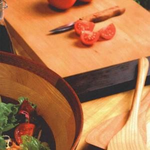 food safe wood finishes