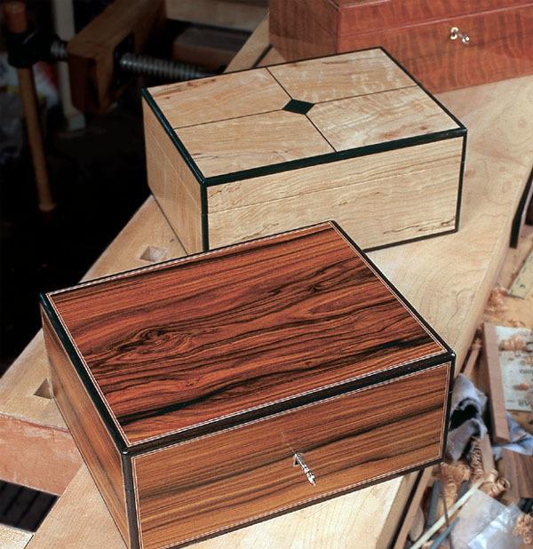 Free Plan: Spanish Cedar Humidor - FineWoodworking