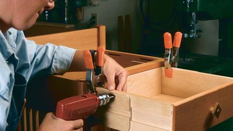 how to make wood drawer slides, full extension sliders