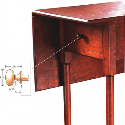 Elements Of The Shaker Style Finewoodworking