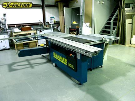 Hammer Sliding Table Saw - FineWoodworking
