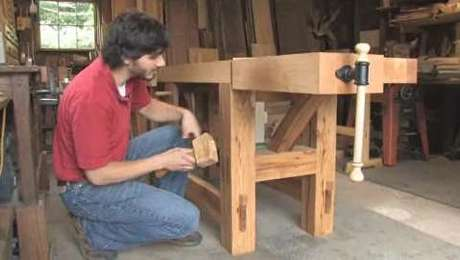 Introduction: Build a Hybrid Roubo Workbench - FineWoodworking